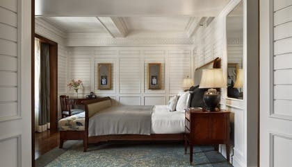 Bedroom | Presidential Suite | Hotel Plaza Athenee