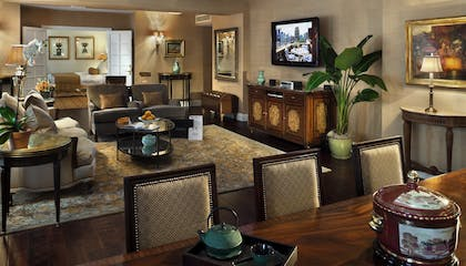 Living Room   Presidential Suite   Hotel Plaza Athenee