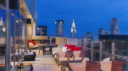 Bar 54 Terrace | Hyatt Centric Times Square New York