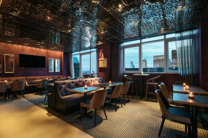 Bar 54 VIP Area | Hyatt Centric Times Square New York