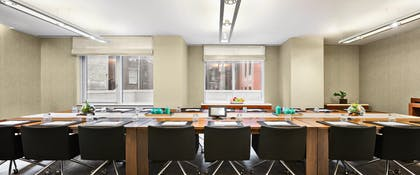Executive Boardroom | Hyatt Centric Times Square New York