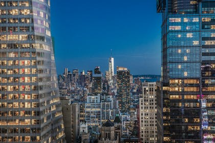 Rooftop Freedom Tower |  | Hyatt Centric Times Square New York