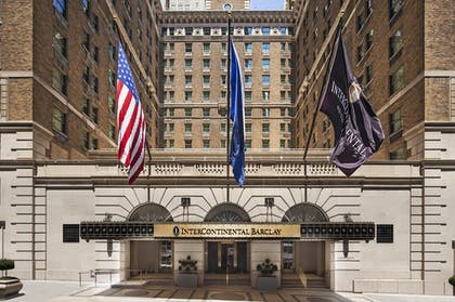 Hotel Entrance | InterContinental New York Barclay