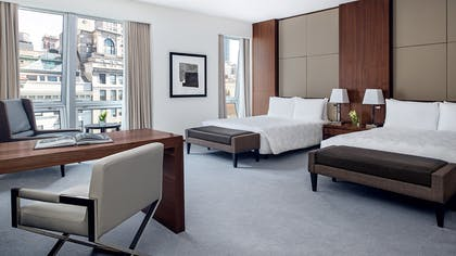 Bedroom | Family Room | The Langham, New York, Fifth Avenue