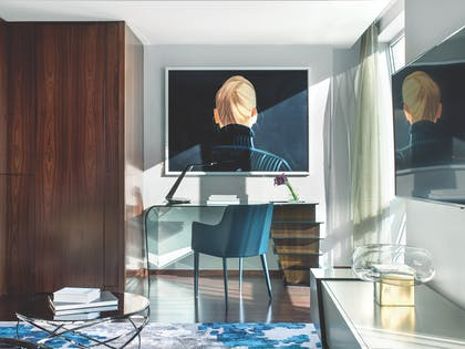 Wall Art | Roche Bobois Penthouse Suite + Deluxe Room | The Langham, New York, Fifth Avenue