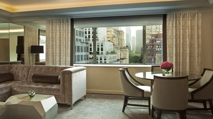 Living Room 2 | Glamour Suite | Loews Regency New York