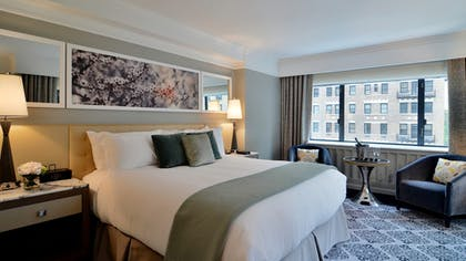 Bedroom | Park Avenue Two-Bedroom Suite | Loews Regency New York