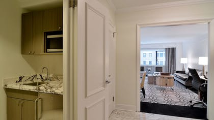 Hallway | Park Avenue Two-Bedroom Suite | Loews Regency New York