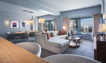 Presidential Style1.jpg | Empire Suite + High Floor Premier 2 Beds  | New York Hilton Midtown