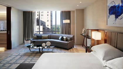 Bedroom | One Bedroom Presidential Suite | Park Hyatt New York