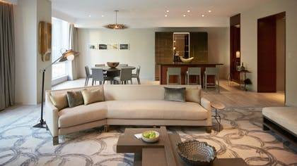 Living Room 2 | One Bedroom Presidential Suite | Park Hyatt New York