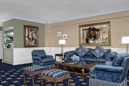 Living room | Presidential Suite + Premier City View King | Park Lane Hotel New York