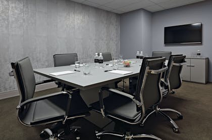 Conference Room | Q & A Residential Hotel