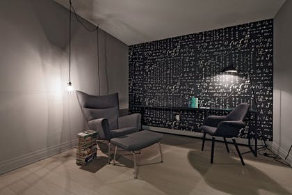 Office   One Bedroom Apartment with Office   Q & A Residential Hotel