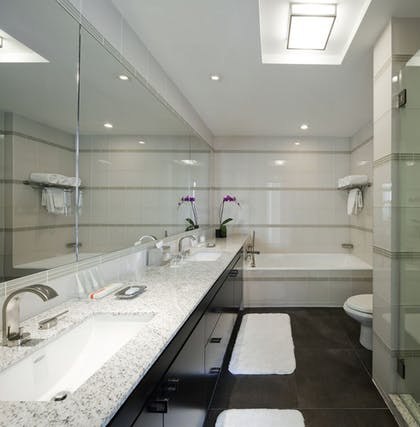 bathroom.jpg | Royalton Suite + King Room | Royalton Park Avenue