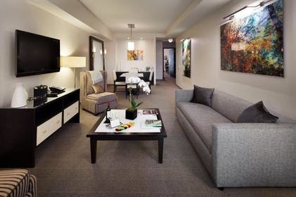 Livingarea.jpg | Royalton Suite + King Room | Royalton Park Avenue