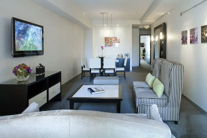 LivingRoom.jpg | Royalton Suite + King Room | Royalton Park Avenue