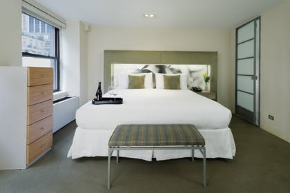 One Bedroom Suite | One Bedroom Suite + One Bedroom Suite | Shoreham Hotel