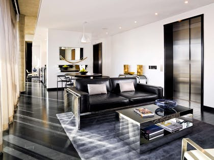 SIXTY Suite Living Room | SIXTY Loft + SIXTY Suite | SIXTY Lower East Side