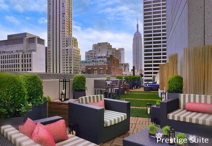 Terrace 3 | Prestige Terrace Suite | Sofitel New York