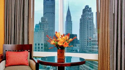 View | Skyscaper Suite | Sofitel New York