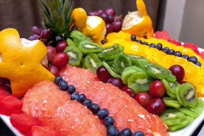 Fruit Tray | The Avalon Hotel