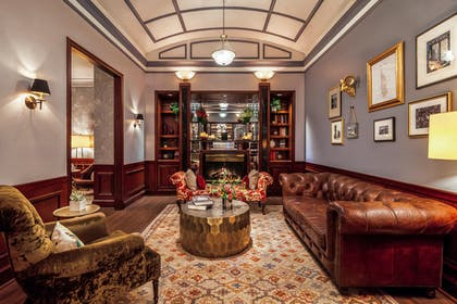 Library 1 | The Avalon Hotel