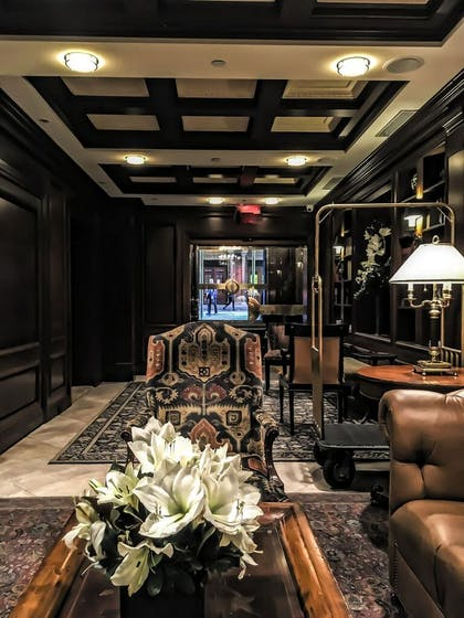 Lobby 2 | The Blakely New York