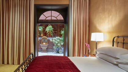 Bedroom | Junior Suite with Terrace | The Chatwal
