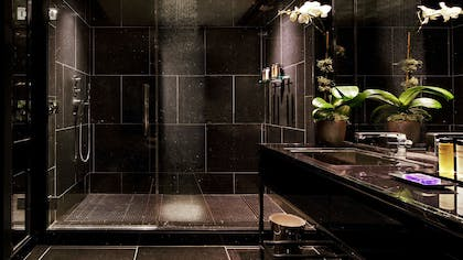 Bathroom | One Bedroom King Suite | The Chatwal