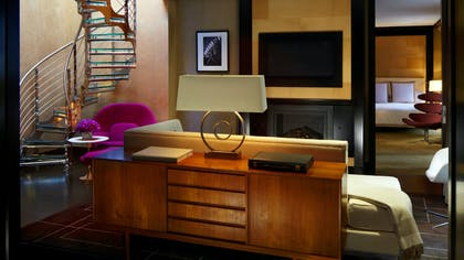 Living room   Producer One Bedroom Suite + Producer One Bedroom Suite   The Chatwal