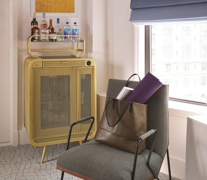 Minibar | James Suite Two Queens | The James New York - NoMad