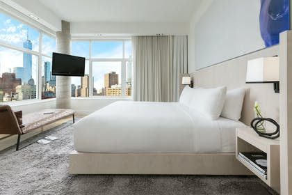 Bedroom | Penthouse Suite | The James New York - SoHo