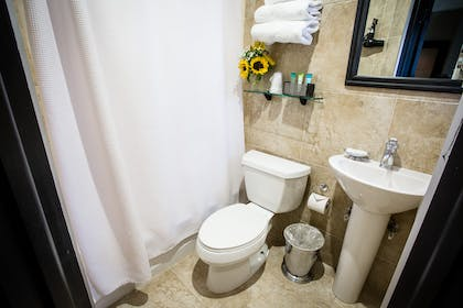 Bathroom | The Yeats Apartment | The Mansfield Hotel