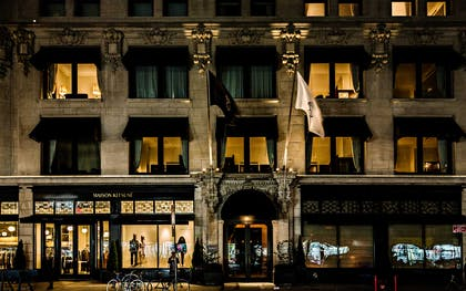 Outside |  | The Nomad Hotel