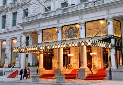 Outside | The Plaza Hotel