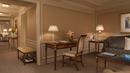Desk | City View Suite | The Ritz-Carlton New York, Central Park