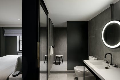 Bathroom | Superior Suite | The Time New York