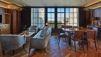 Living Room 2 | Suite 57 | Viceroy New York