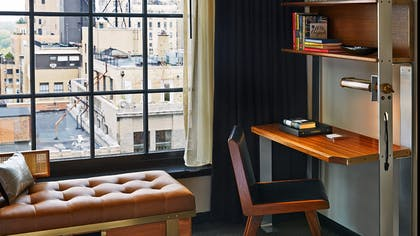 Desk | Viceroy Junior Suite + Viceroy Deluxe Double | Viceroy New York
