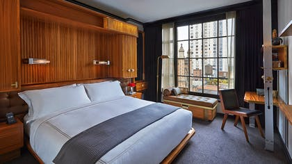 Bedroom | Viceroy Park Suite + Viceroy Park View King | Viceroy New York