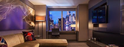 Bedroom | Marvelous Suite | W New York - Times Square