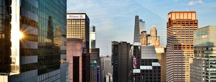 View Day | Marvelous Suite | W New York - Times Square