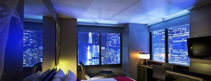 View from Living Room | Marvelous Suite | W New York - Times Square