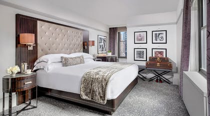 Bedroom | One Bedroom Suite + One King | WestHouse New York
