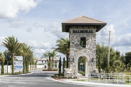 Balmoral Entrance | Balmoral Resort Florida