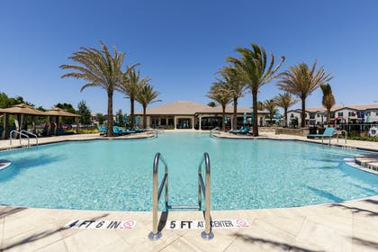 Clubhouse Pool | Balmoral Resort Florida