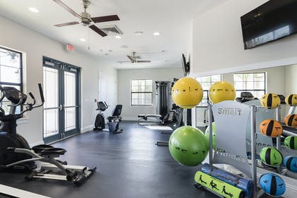 Fitness Room 1 | Balmoral Resort Florida