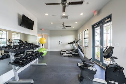 Fitness Room 2 | Balmoral Resort Florida