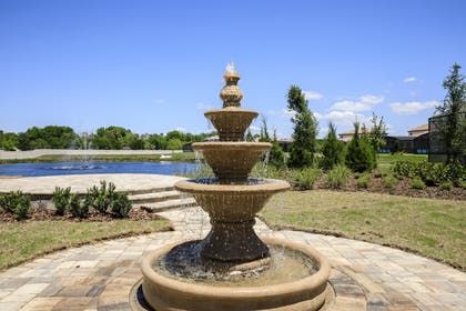 Fountain | Balmoral Resort Florida